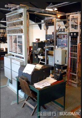 敬畏传奇——直面第一台可编程电子计算机:Colossus